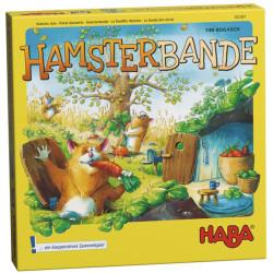 La Pandilla Hámster - Juego de mesa cooperativo