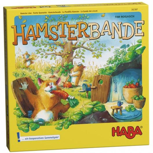 La Pandilla Hamster Juego De Mesa Cooperativo Kinuma Com