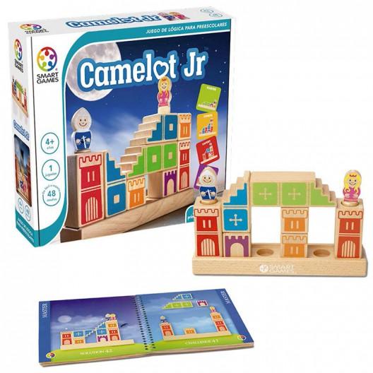 Camelot Jr - joc de lògica amb peces de fusta