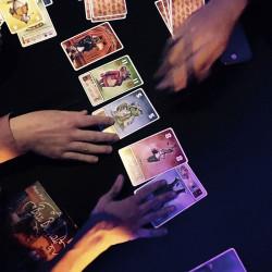 Bar Bestial - animal juego de cartas