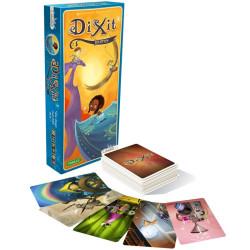 Dixit 3 Expansión Journey - juego de deducción para 3-6 jugadores