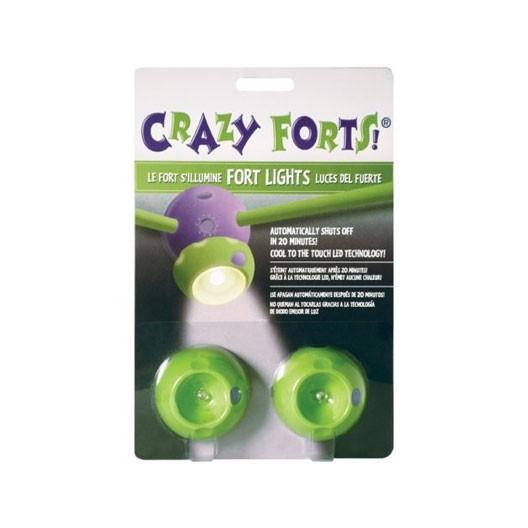 Crazy Forts! - accessori llums LED