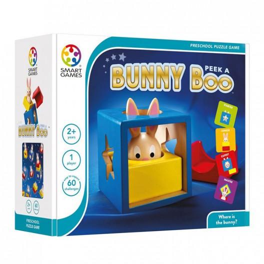 Bunny Boo - joc de lògica per als més petits