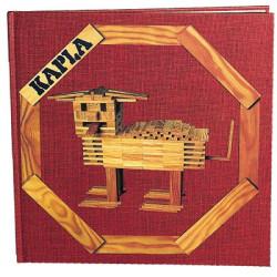 KAPLA - Libro 1, de Animales y Construcciones varias
