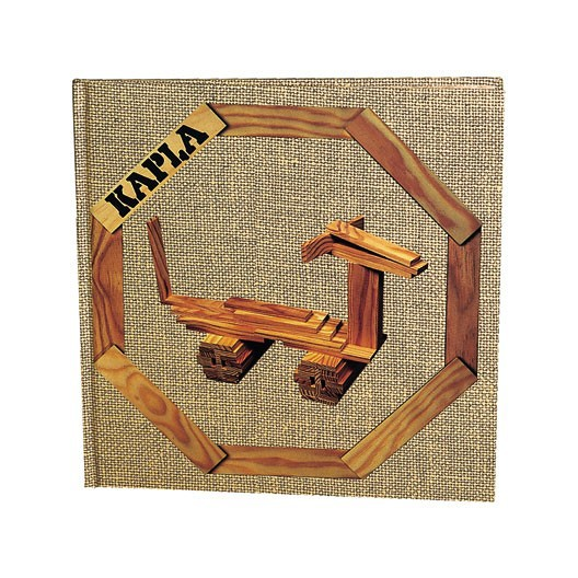 KAPLA - Libro 4, de divertidos y simples animales