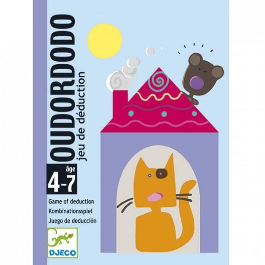 Oudordodo - Juego de cartas de deducción