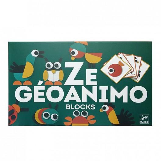 Ze Géoanimo - Galería de construcción