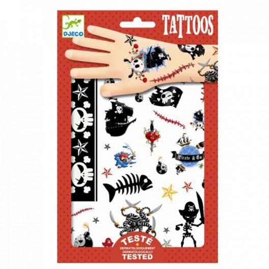 Tatuajes Piratas