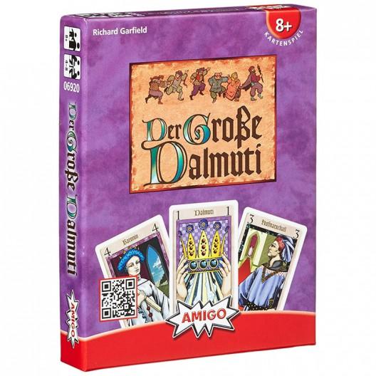 El Gran Dalmuti - juego de cartas estratégico
