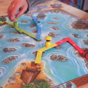 River Dragon - juego de mesa para toda la familia