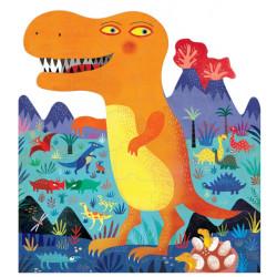 Mi gran puzzle Tiranosaurius Rex - 36 pzas.