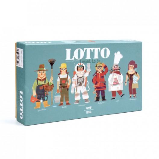 Quiero ser...Lotto - Juego de loteria