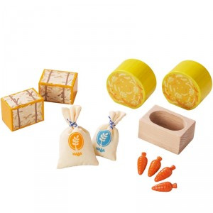Little Friends - set comida para caballos