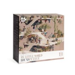 Puzzle Mi pequeño mundo en gravedad - 500 pzas.