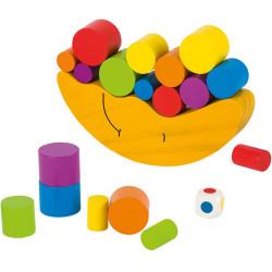 Luna de equilibrio - juego de destreza de 1 a 3 jugadores