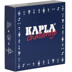 KAPLA Challenge - placas y cartas con retos