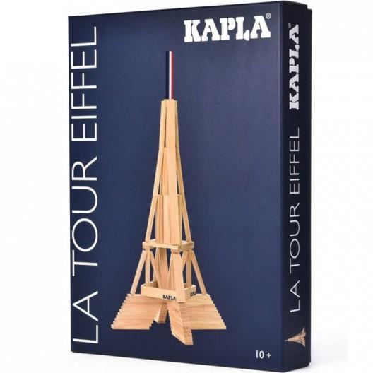 KAPLA La Torre Eiffel - 105 placas e instrucciones