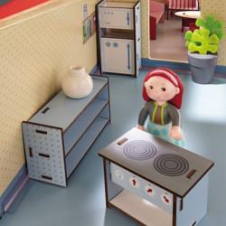 Little Friends - Muebles cocina para la casa de muñecas - últimas unidades