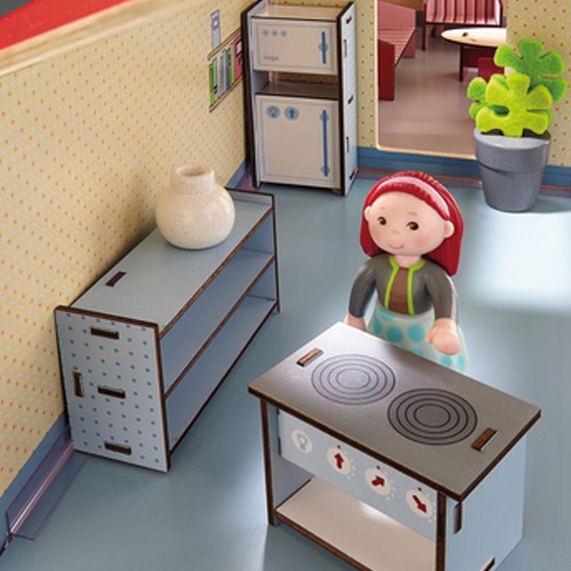 Little friends muebles cocina para la casa de mu ecas for Muebles casa de munecas