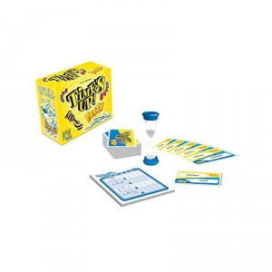 Time's Up Party - juego de adivinar personajes para 4-12 jugadores