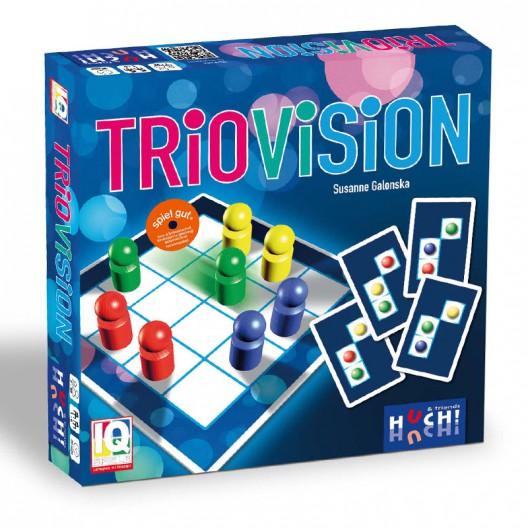 Triovisión - Joc d'observació i lògica