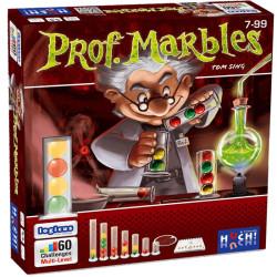 Prof. Marbles - Juego de lógica y motricidad