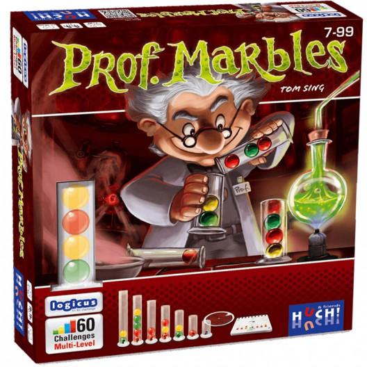 Prof. Marbles - Joc de lògica i motricitat
