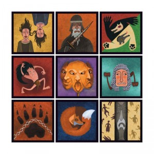 Personajes (expansión 3 para Los hombres lobo de Castronegro) - Juego de mesa interpretativo
