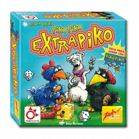 ExtraPiko - Ampliación para el juego de dados Piko Piko