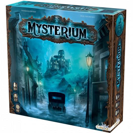 Mysterium - Juego cooperativo para hasta 7 jugadores