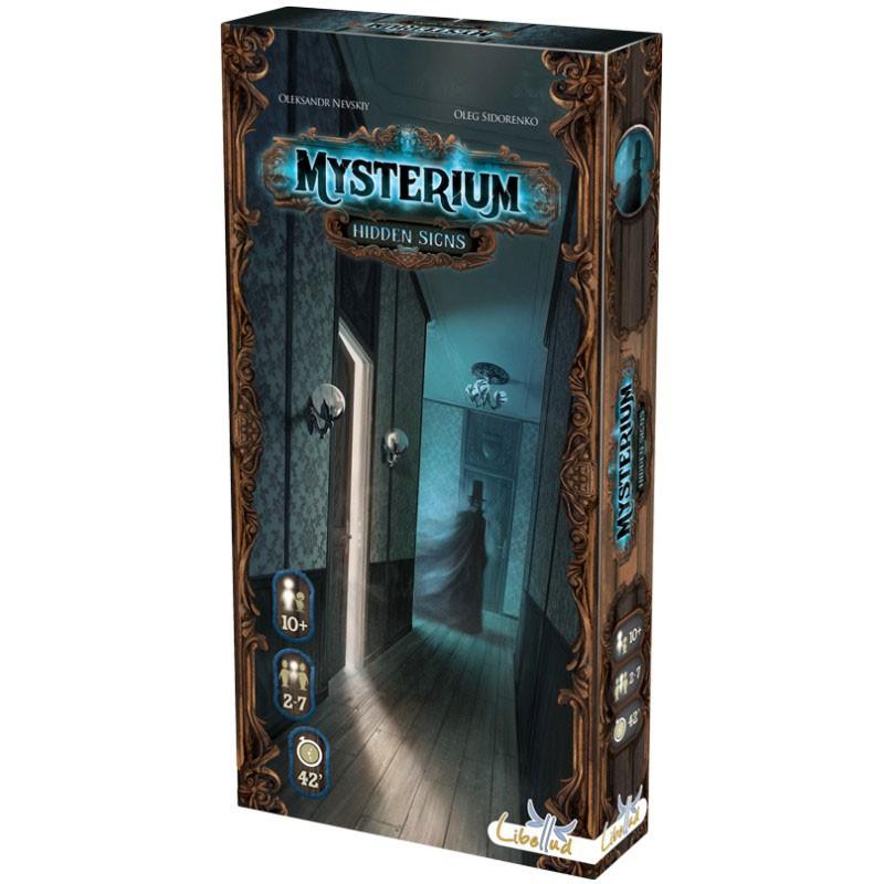 Hidden signs expansi n para mysterium juego cooperativo for Mysterium juego de mesa