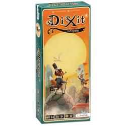 Dixit 4 Expansión Origins - juego de deducción para 3-6 jugadores