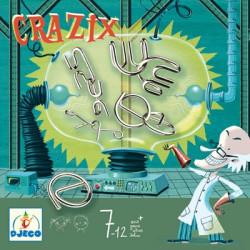 Crazix - juego de paciencia