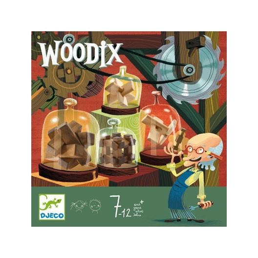 Woodix - juego de paciencia