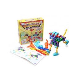 Playstix Flexible - original juego de construcción 68 piezas