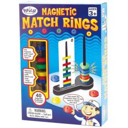 Anillos Magnéticos - juego de retos para combinar
