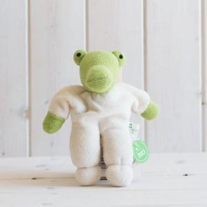 Muñeco Kroko - cocodrilo de algodón orgánico