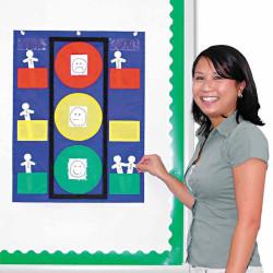 Stoplight: El semáforo - Panel para la gestión de la clase