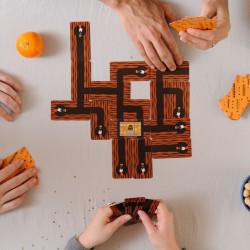 Bandido - Juego cooperativo de cartas para 1-4 jugadores