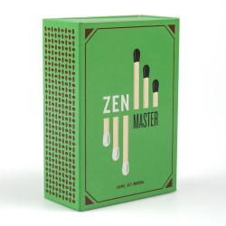 Zen Master - Juego rápido de táctica con cerillas para 3-5 jugadores