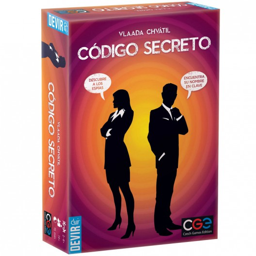 Código Secreto - joc d'endevinar paraules en espanyol