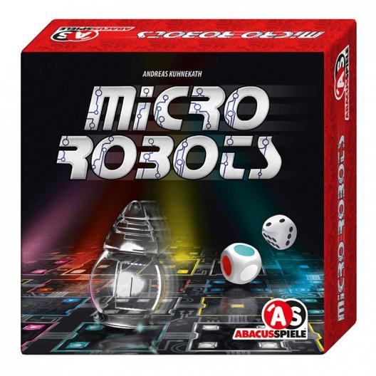 Micro Robots - jugo daus i càlcul mental