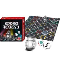 Micro Robots - juego dados y cálculo mental