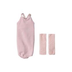 Vestido Gimnasia rosa - muñeca Bunny - Rabbit Mini