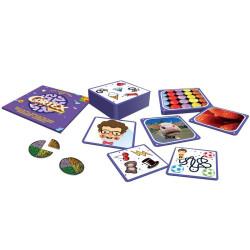 Cortex Challenge Kids - Juego de cartas de habilidad mental y concentración