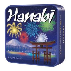 Hanabi - Juego cooperativo para 2-5 jugadores