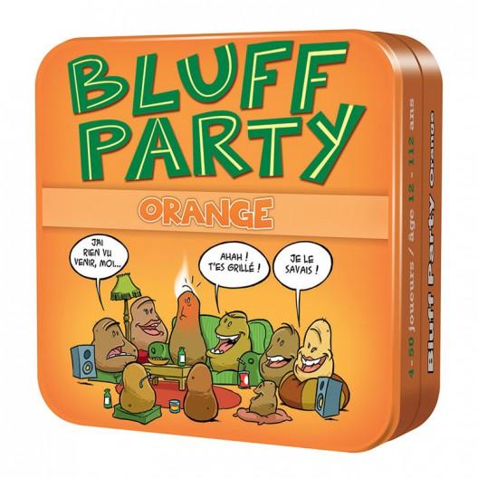 Bluff Party - Juego de retos para 4-50 jugadores