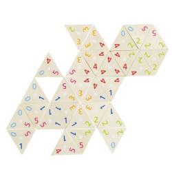Tri-Domino - versión triangular del clásico dómino