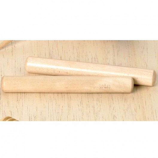 Palos percusión de madera