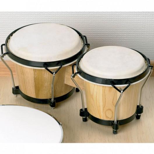 Bongos - instrumento musical de percusión - últimas unidades